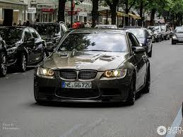 Coupe Series fastest bmw car : E92 BMW M3 in the world spotted in Germany