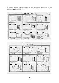 Plan SymbolsArchitectural Floor Plan Door Symbols