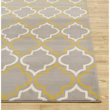 decorating winsome grey and white rugs