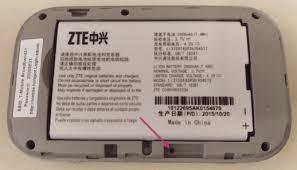 After typing your username and password, press enter. Device Resets Zte Falcon Z 917 T Mobile Support