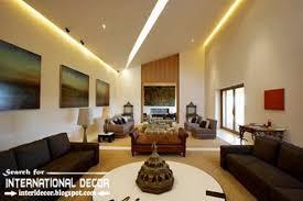modern bedroom ceiling design ideas 2015. Plain 2015 Contemporary Pop False Ceiling Designs Ideas 2015 Led Lighting For Modern  Living Room  Plafond Pinterest Basement Ceilings Ceiling And  In Modern Bedroom Design Ideas