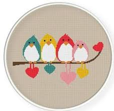 Modern Cross Stitch Patterns Free