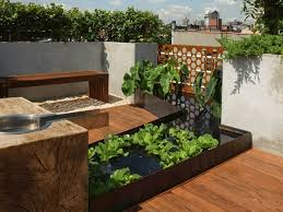 Small Picture Urban Rooftop Garden Design Photo Gallery