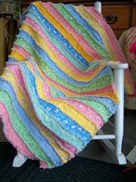 292 best Rag Quilts images on Pinterest | Projects, Baby things ... & Easy as 123 Rag Quilt Pattern by on Etsy Adamdwight.com