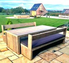 modern wooden outdoor furniture. Outside Dining Table Wooden Garden Furniture  Sets Beautiful Modern Outdoor