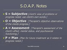 Soap Note Template Behavioral Health Soap Note Soap Notes Pinterest