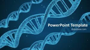 Ppt Backgorund Success Genetics Dna Powerpoint Template