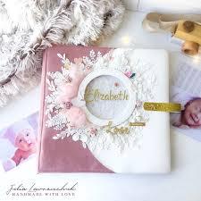Baby Photo Album Book Baby Memory Book 25 25 Cm Memory Album Photo Album Scrapbook Baby Album Baby Book Girl Memory Book