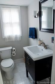 fancy half bathrooms. House Demonte We Didnt Have To Do Much The Half Bath Besides Laborious Task Of Installing Fancy Bathrooms