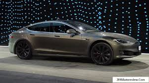 2018 tesla changes. brilliant 2018 2018 tesla model s exterior in tesla changes