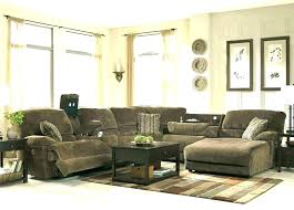 sectional couch with recliner and chaise sofa lounge small sectionals leather sofas recliners spaces w