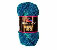 Пряжа Himalaya <b>Пряжа Himalaya Winter wool</b> Цвет.17 Бир. меланж