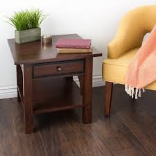 living room end tables with drawers. talisman 1-drawer end table living room tables with drawers