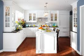 Classic White Kitchen Design By Astro Ottawa Traditional Amazing Classic Home Remodeling Design