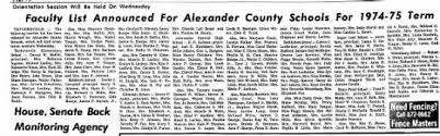 Clipping from Statesville Record And Landmark - Newspapers.com