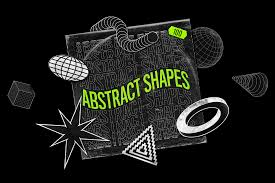Elements By Design Abstract Shapes Collection 100 Design Elements By A