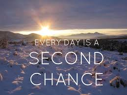 Image result for second chance