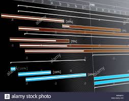 A Gantt Chart Is A Type Of Bar Chart That Illustrates A