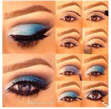 several coats of your long lasting mascara as this will help you wrap up the final look this will lend a nice dramatic definition to your eye shape