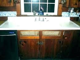 vine kitchen sink porcelain black farm sinks for with drainboard style k vine kitchen sink with drainboard