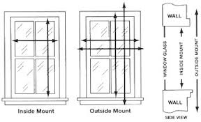 Measurement Window Measuring Tips Blind And Shade Factory