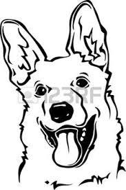 Herder3aduitseherderstockillustratie Tekenen Illustraties