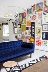 Wayfair offers thousands of design ideas for every room in every style. 25 Stunning Living Rooms With Blue Velvet Sofas