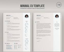 Word Template Cv 12 Free And Impressive Cv Resume Templates In Ms Word Format