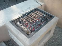 the morgan s diy open grill