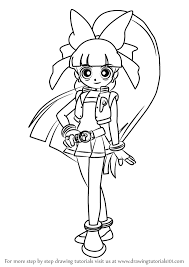 Powerpuff Girls Z Coloring Pages At Getdrawingscom Free For