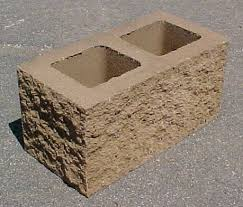 concrete block retaining wall concrete