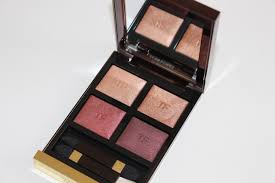 <b>Tom Ford Honeymoon</b> Eye Color Quad Review & Swatches - Really ...