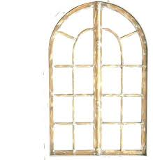 arch wall decoration decor elegant metal cathedral