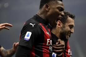 Serie A, Milan batte Lazio nel recupero e chiude 2020 in vetta - LaPresse