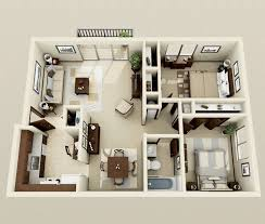 apartments design. Charming 2 Bedroom Apartments Design On Interior Decor Home With W