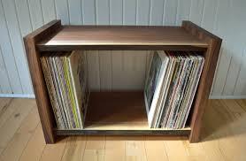 vinyl record storage furniture. Lp Record Storage Cabinet Player Table Solidblack · \u2022. Peachy Vinyl Furniture Y