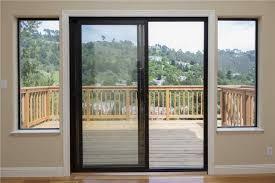 patio 3 panel sliding glass doors door pertaining to prepare 16