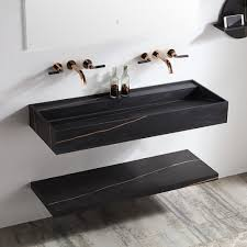 china wall hung sink supplier solid