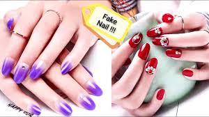 amazing acrylic nail art design 2020