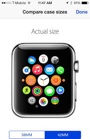 Apple Watch Face Size Chart Apple Watch Buyers Guide Which One Is Right For You