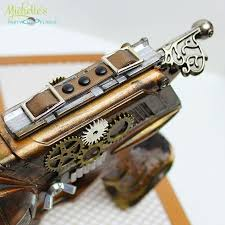 how to steampunk a nerf gun, crafts, how to