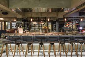 antique restaurant furniture. Delighful Furniture In Keeping With The Overriding Construct And Deconstruct Concept  Inspired By Spanish Architect Gaudiu0027s Decoration To Mixedera Furniture Intended Antique Restaurant E