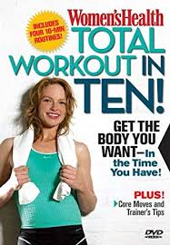 women s health total workout in