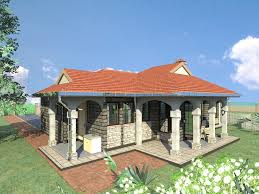 Small Picture Apartment House Designs Kenya Best 3 Bedroom House Plans In Kenya
