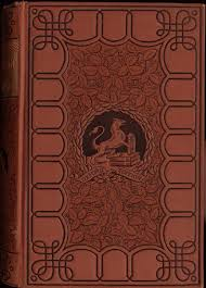 victorian book design bindings type and page design