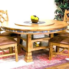 lazy susan dining table round table with lazy built in kitchen table lazy round dining club