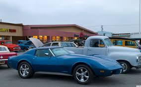 1975 Chevrolet Corvette Stingray Coupe - metallic blue - fvr ...