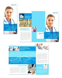Free Medical Brochure Templates For Word Billing Services