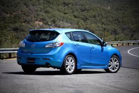 2012 Mazda Mazda 3 hatchback – pictures, information and specs ...
