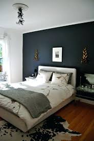 How To Paint A Bedroom Wall Painting One Wall A Different Color In A Bedroom  At